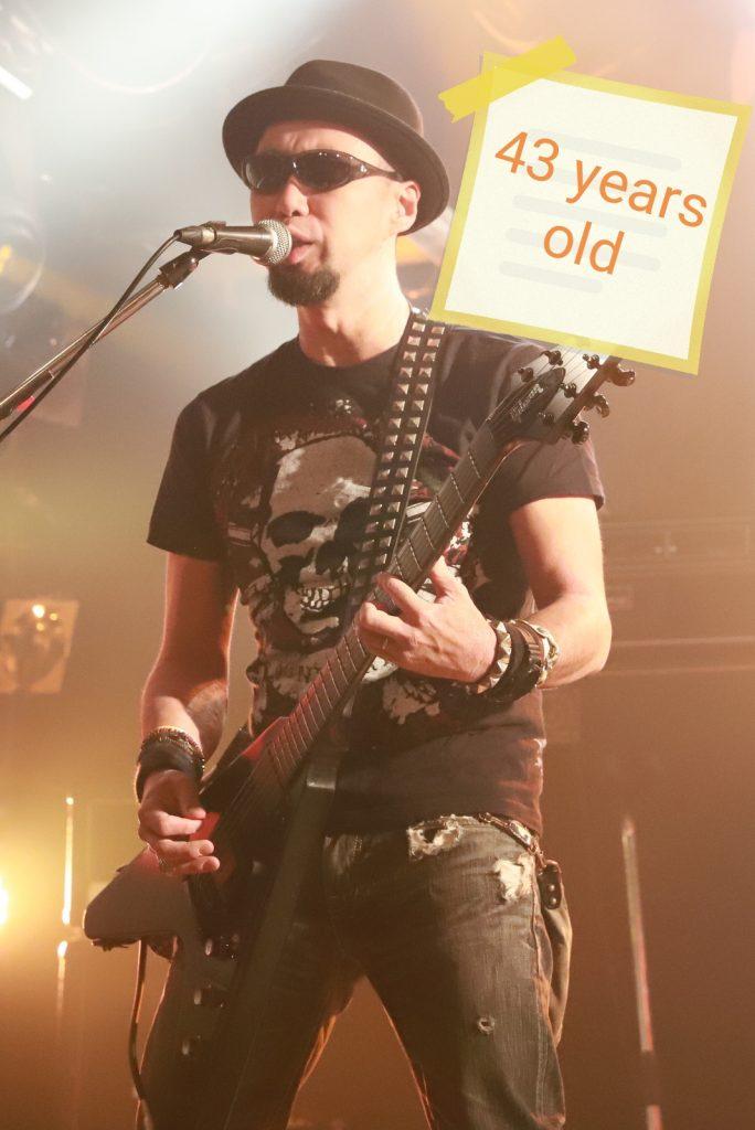 43歳になりました!