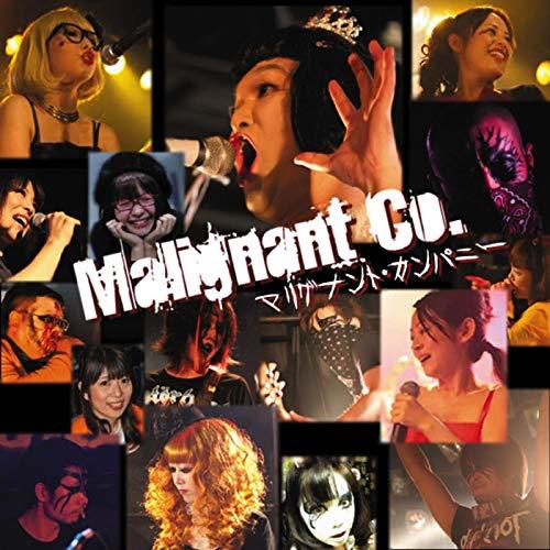 [Malignant Co.] シングル「ときめきパーリナイ」配信中