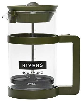 RIVERS Coffee Press HOOP MONO