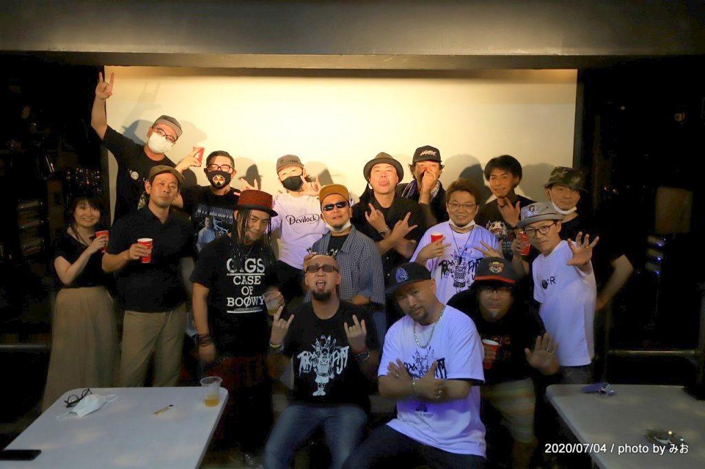 [写真レポート]「 道場喋りSpecial Tokyo FisTALK」
