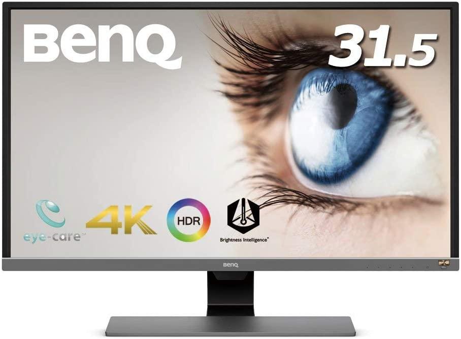 BenQ 31.5インチ 4K HDRアイケアモニター EW3270U