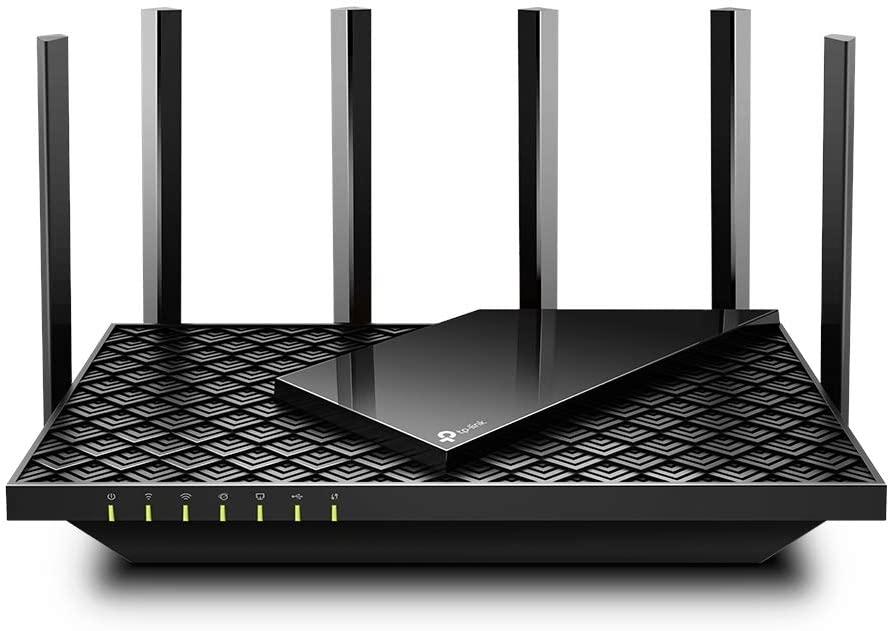 [Wi-Fiルーター] TP-Link Archer AX73 / RE605X